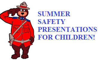 Summer Safety Presentations