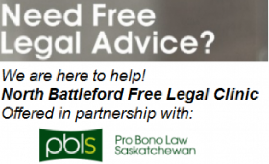 Free Legal Advice - North Battleford