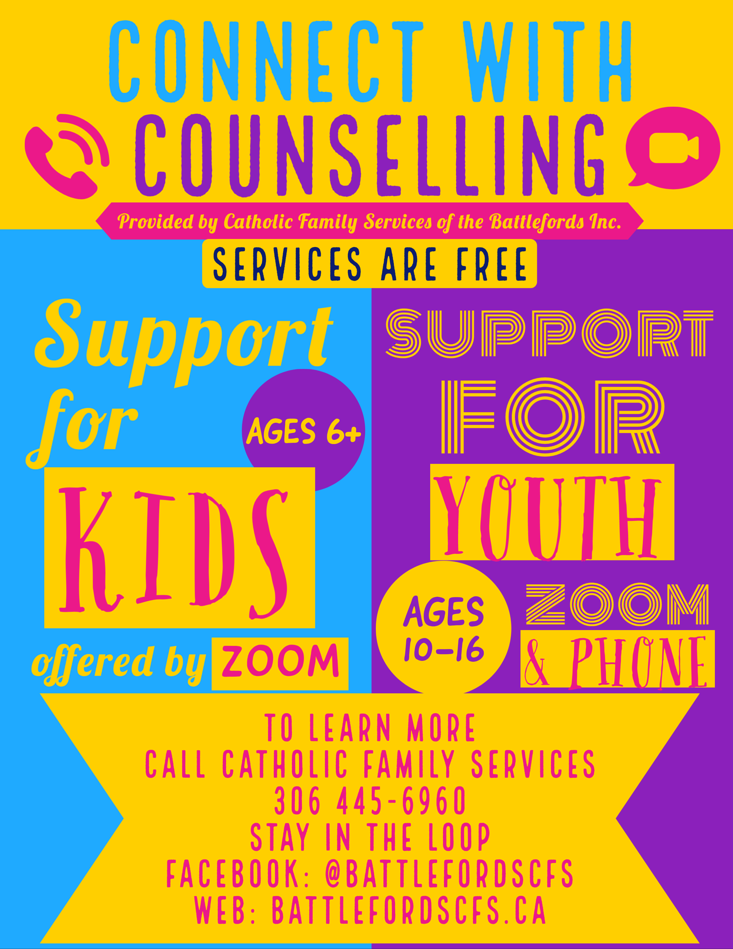 Child & Youth Counselling