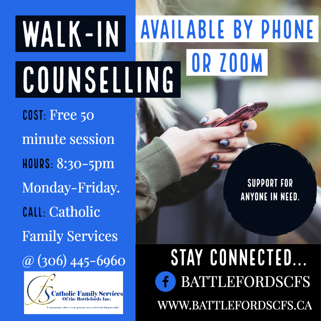 Walk-In Counselling